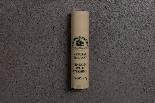 Natural Therapy Lip Balm | Caswell Massey