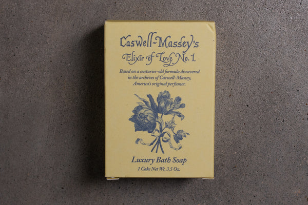 Elixir of Love Bar Soap | Caswell Massey - Manready Mercantile