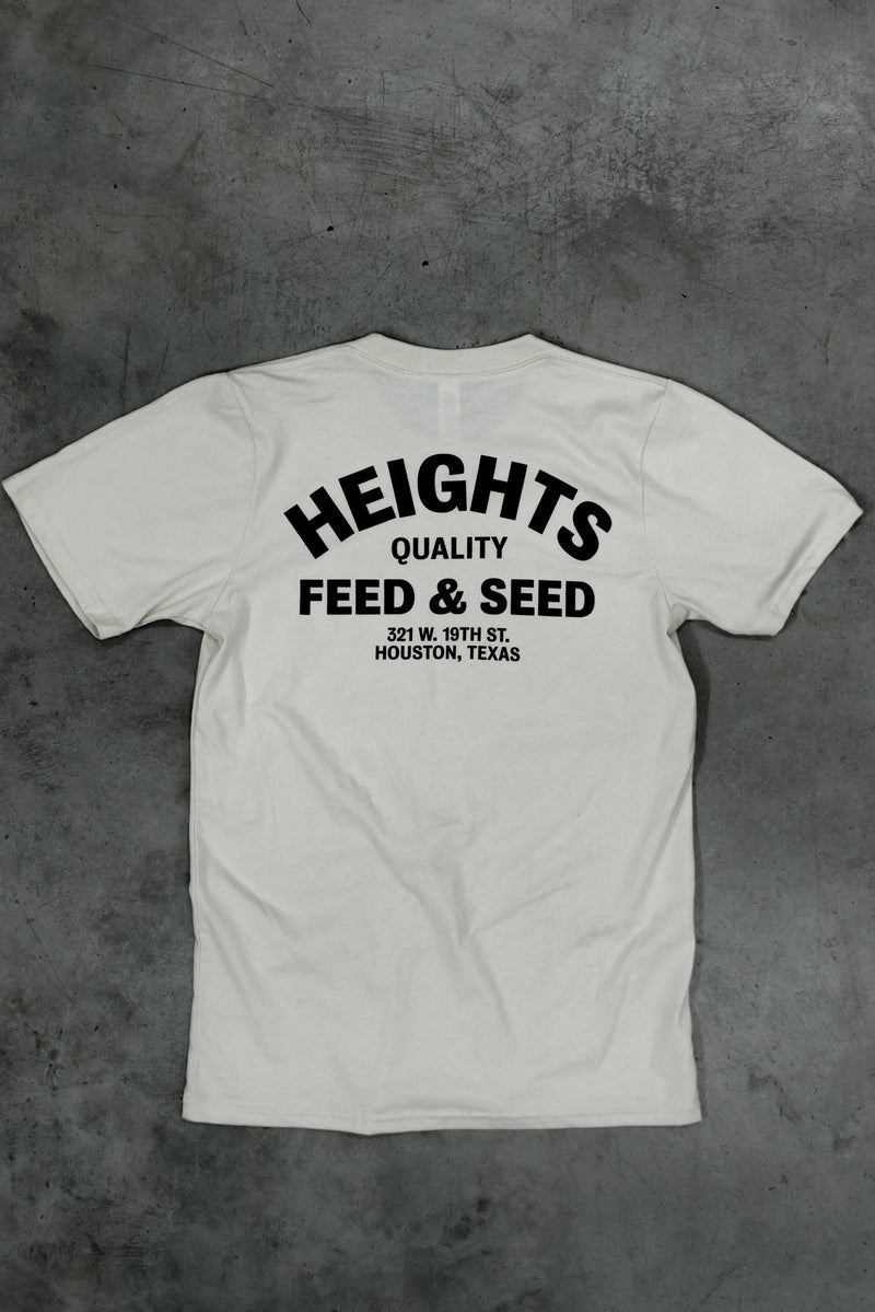Graphic Tee | Heights Feed & Seed 2 | Royal Apparel x Manready Mercantile
