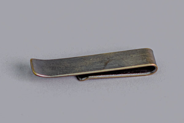 Money Clip | Work Patina | Studebaker Metals