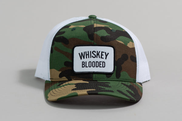 112 Richardson Hat | Whiskey Blooded | Manready Mercantile