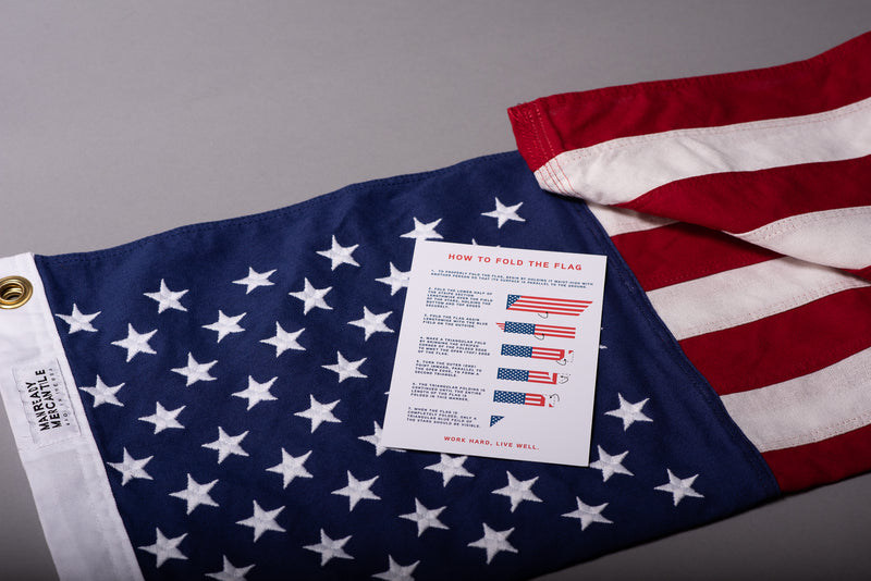 American Flag | Manready Mercantile