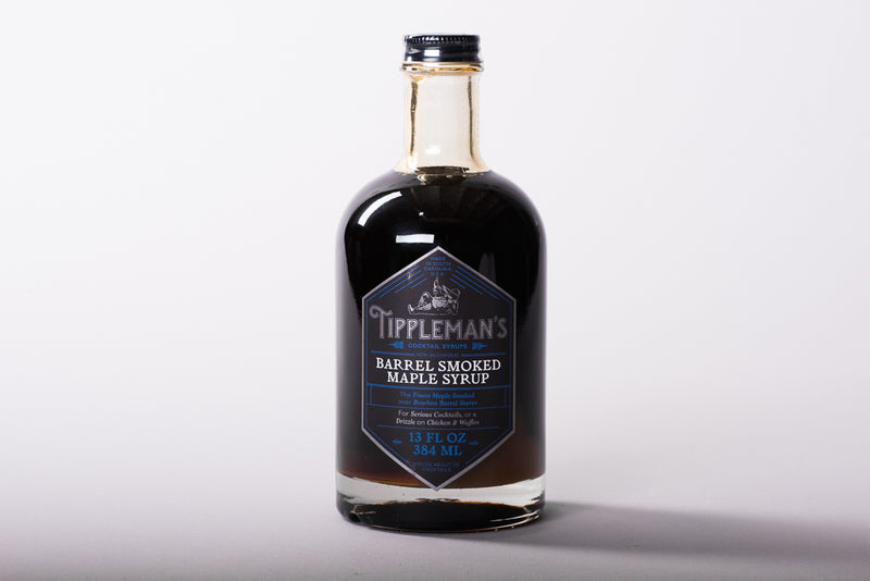 tipplemans smoked maple syrup manready mercantile