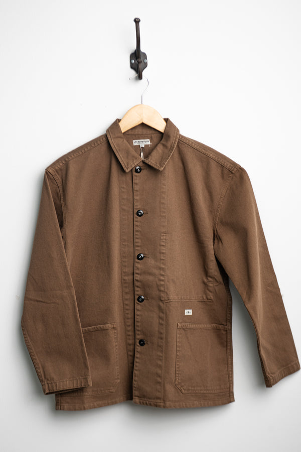 Painter Coat | Walnut | Knickerbocker