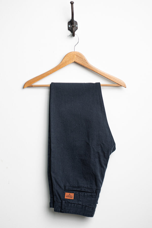 Workers Chino Slim Straight | Navy | Freenote Cloth