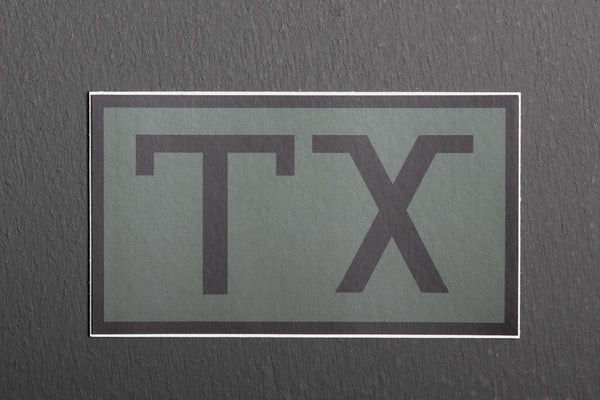 TX Green | Sticker | Manready Mercantile