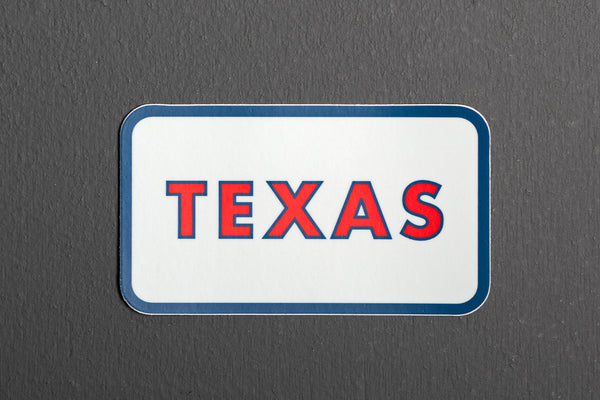 Sticker | Texas | Manready Mercantile - Manready Mercantile