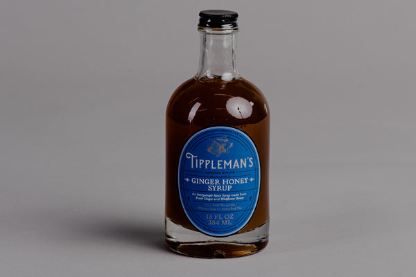 Tippleman's Ginger Honey Syrup | Bittermilk