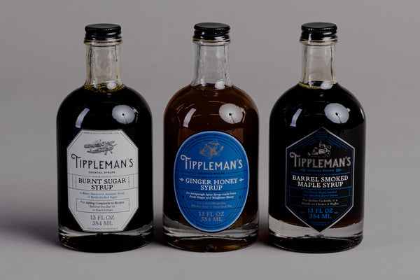 Tippleman's Burnt Sugar Syrup | Bittermilk - Manready Mercantile