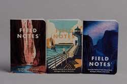 National Parks | Graph Paper | Field Notes