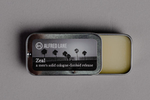 Solid Cologne | Zeal | Alfred Lane