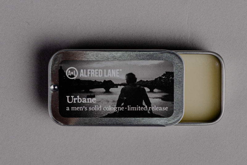 Solid Cologne | Urbane | Alfred Lane - Manready Mercantile
