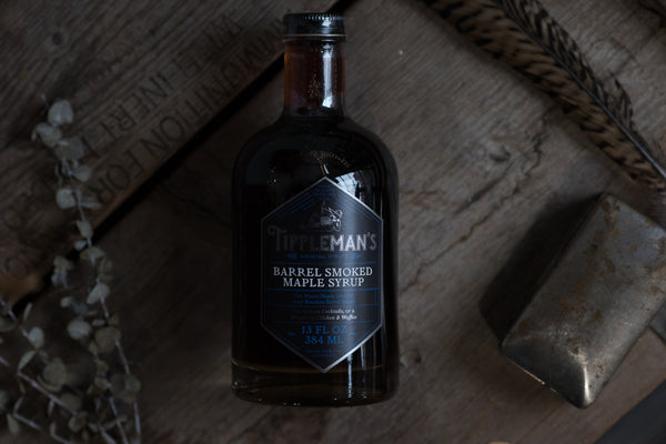 Tippleman's Barrel Smoked Maple Syrup | Bittermilk - Manready Mercantile
