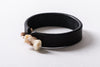 Ewing dry goods leather bracelet bear knuckle manready mercantile