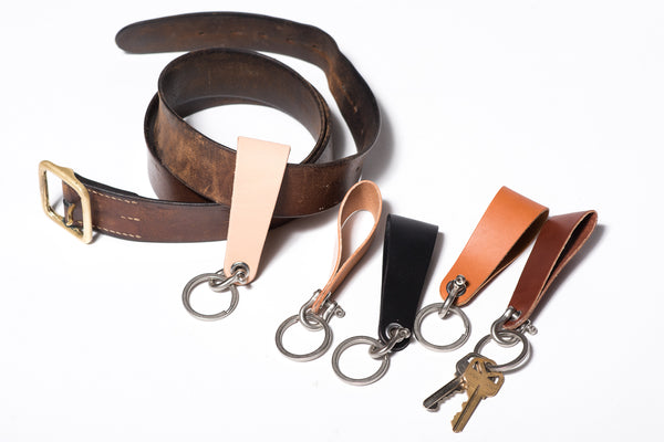 Leather Keychain | Manready Mercantile
