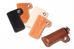 Leather Lighter Cover