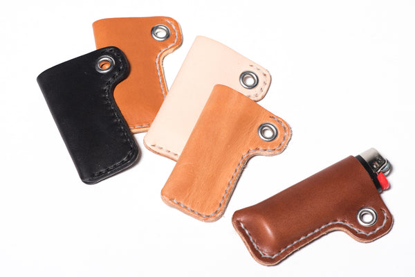 Leather Lighter Cover | Manready Mercantile - Manready Mercantile