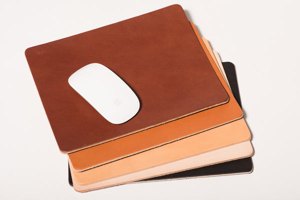 Leather Mouse Pad | Blank | Manready Mercantile - Manready Mercantile
