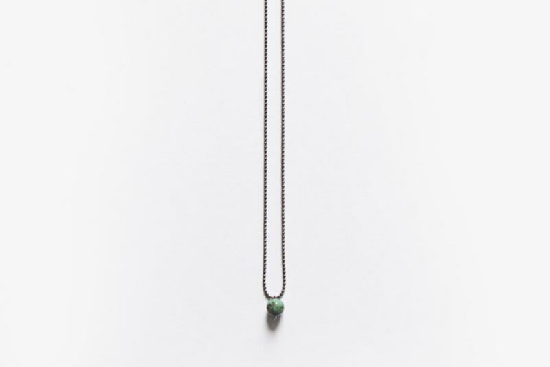 Minimalist Necklace | Branco - Manready Mercantile
