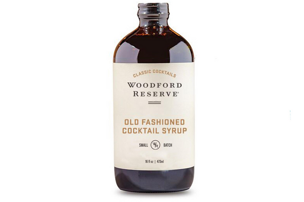 Woodford Reserve Old Fashioned Cocktail Syrup | Bourbon Barrel Foods