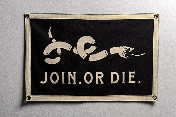 Join Or Die | Oxford Pennants