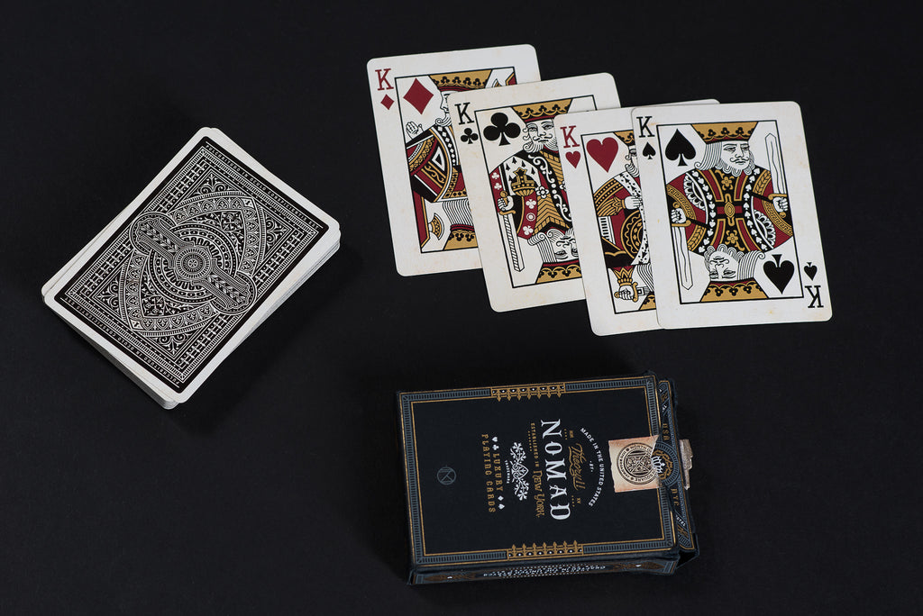 Nomad Playing Cards | Theory 11
