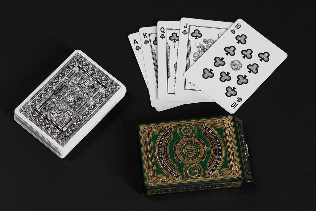 High Victorian Playing Cards | Theory 11
