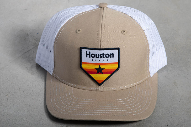 112 Richardson Hat | Houston Home Plate | Manready Mercantile
