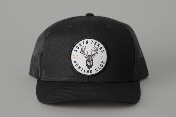 112 Richardson Hat | Hunting Club Patch