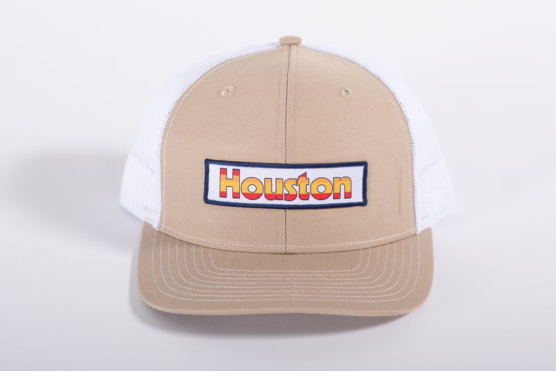 112 Richardson Hat | Retro Houston | Manready Mercantile - Manready Mercantile