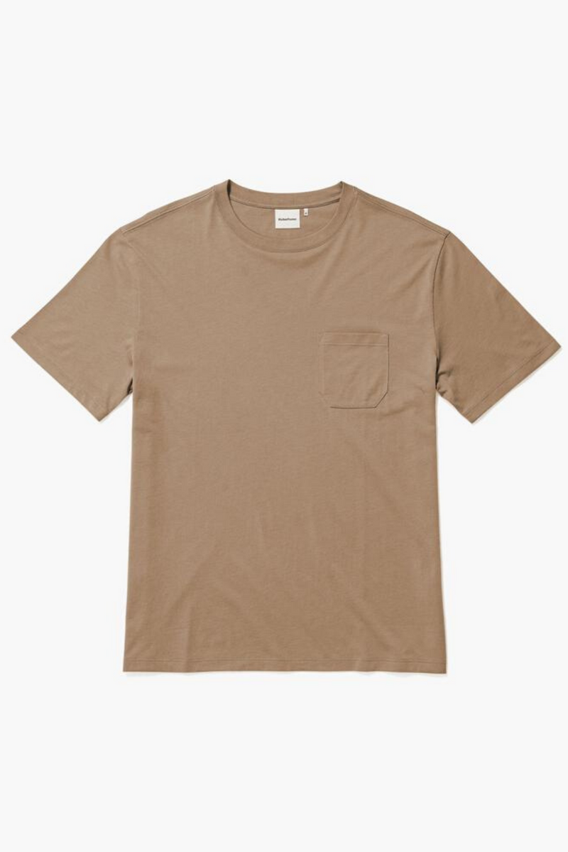 Men's Pima Crew Pocket Tee | Cub | Richer Poorer - Manready Mercantile