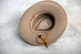 Lasso Outdoor Crushable | Mushroom | Seager Co. x Stetson - Manready Mercantile