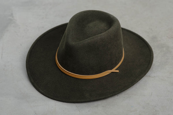 Lasso Outdoor Crushable | Sage | Seager Co. x Stetson