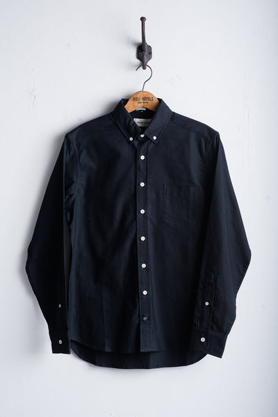 The Jack Everyday Oxford | Black | Taylor Stitch