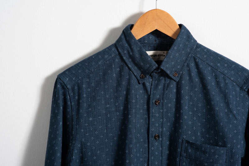 The Jack | Indigo Star | Taylor Stitch