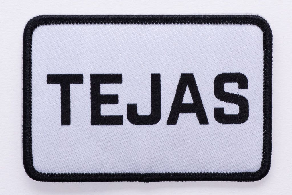 Iron on Patch | Tejas | Manready Mercantile