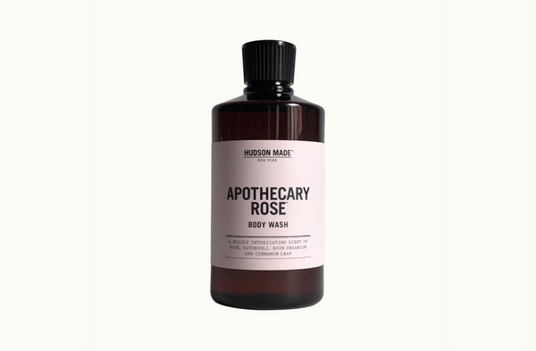 Body Wash | Apothecary Rose | Husdon Made