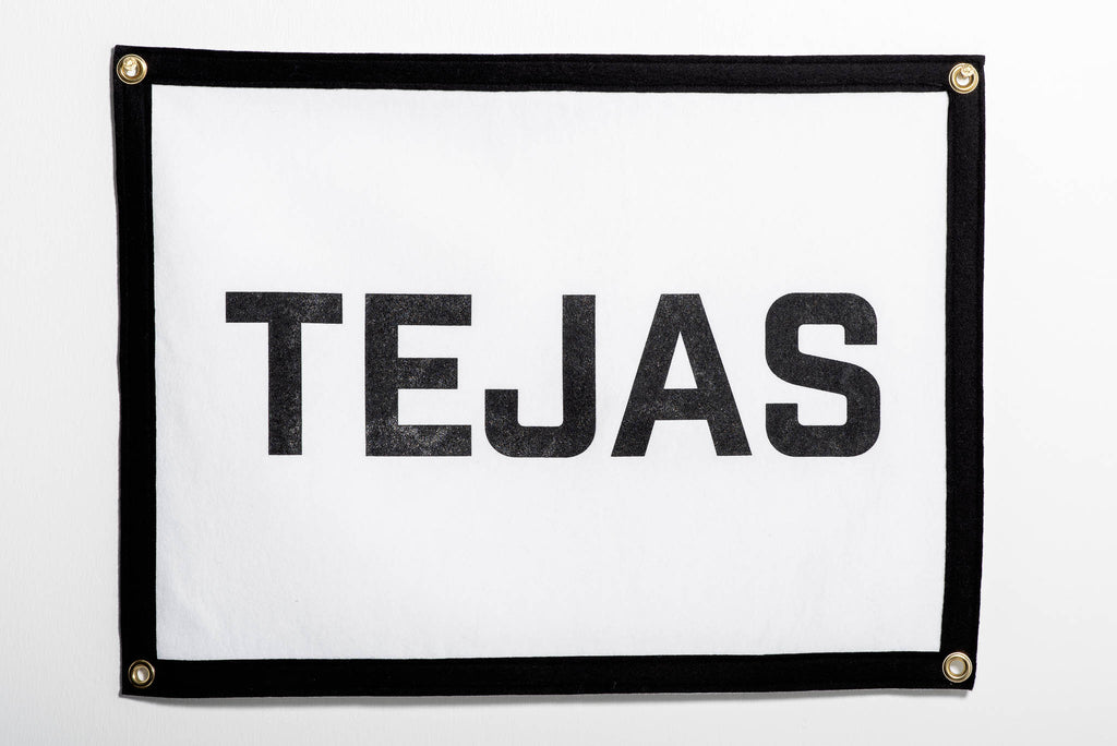 Banner | Tejas | Oxford Pennants