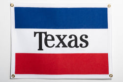 Banner | Texas Flag | Oxford Pennants x Manready Mercantile
