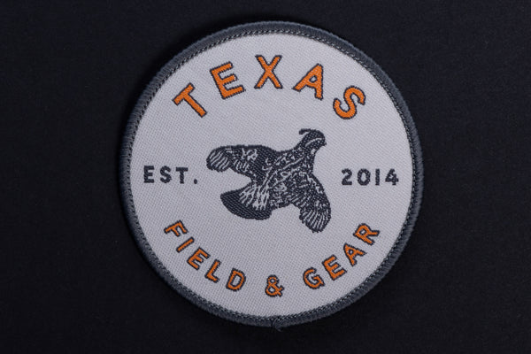 Patch | Texas Field & Gear | Manready Mercantile