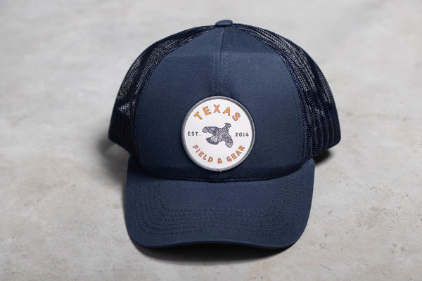 Patch Hat | Navy | Field + Gear Patch | Manready Mercantile
