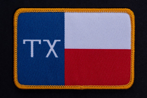 Patch | Texas Flag | Manready Mercantile