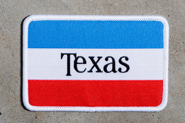Patch | Don't Mess with Texas | Manready Mercantile