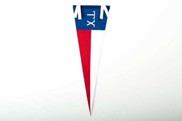 Pennant | TX | Oxford Pennants x Manready Mercantile