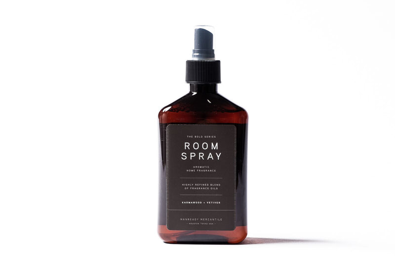 Room Spray | Karmawood + Vetiver - Manready Mercantile