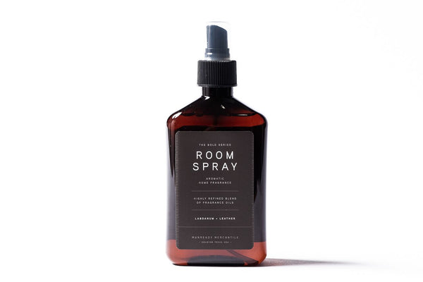 Room Spray | Labdanum + Leather - Manready Mercantile