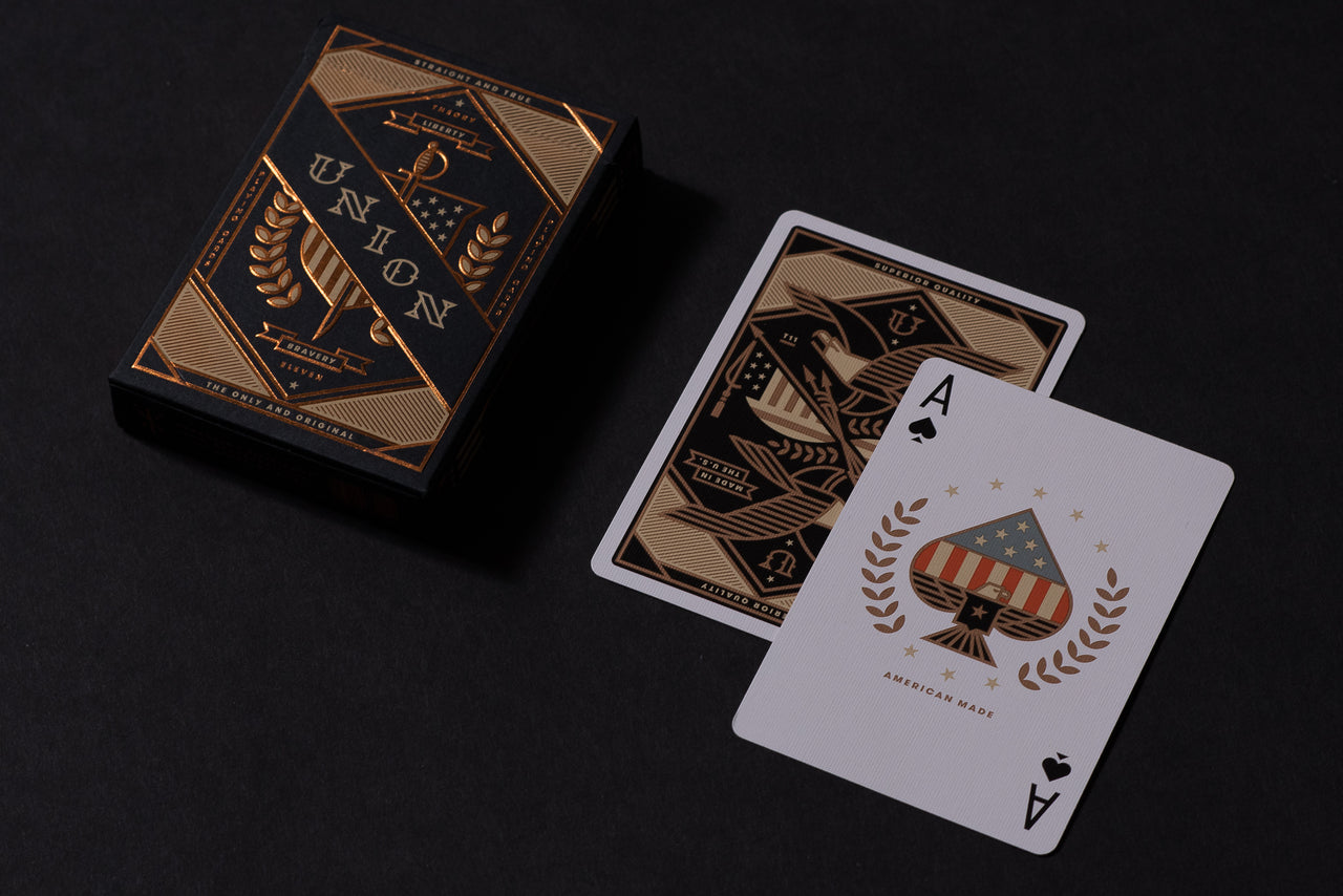 Union Playing Cards | Theory 11