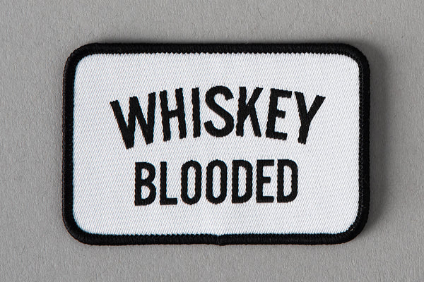 Patch | Whiskey Blooded | Manready Mercantile