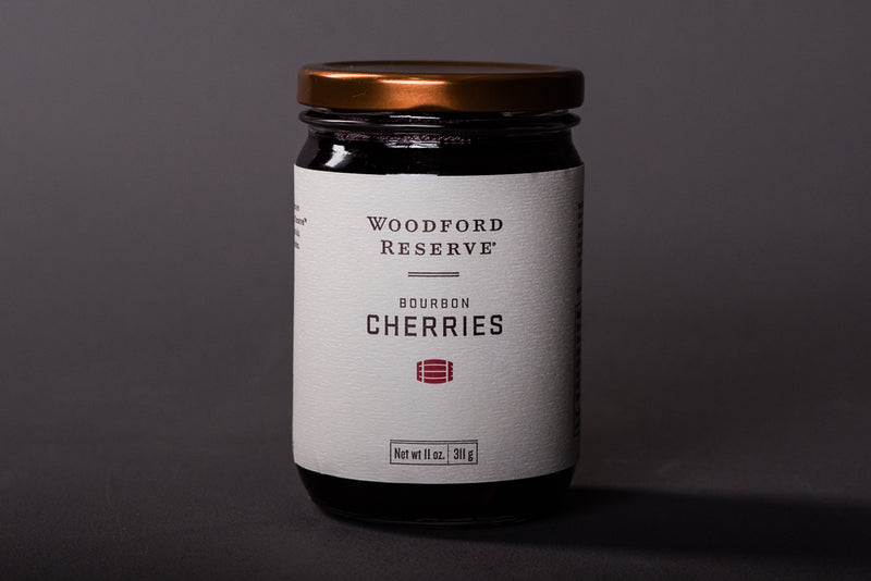 Woodford Reserve Bourbon Cherries | Bourbon Barrel Foods - Manready Mercantile