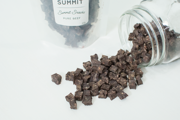 summit snacks - pure beef
